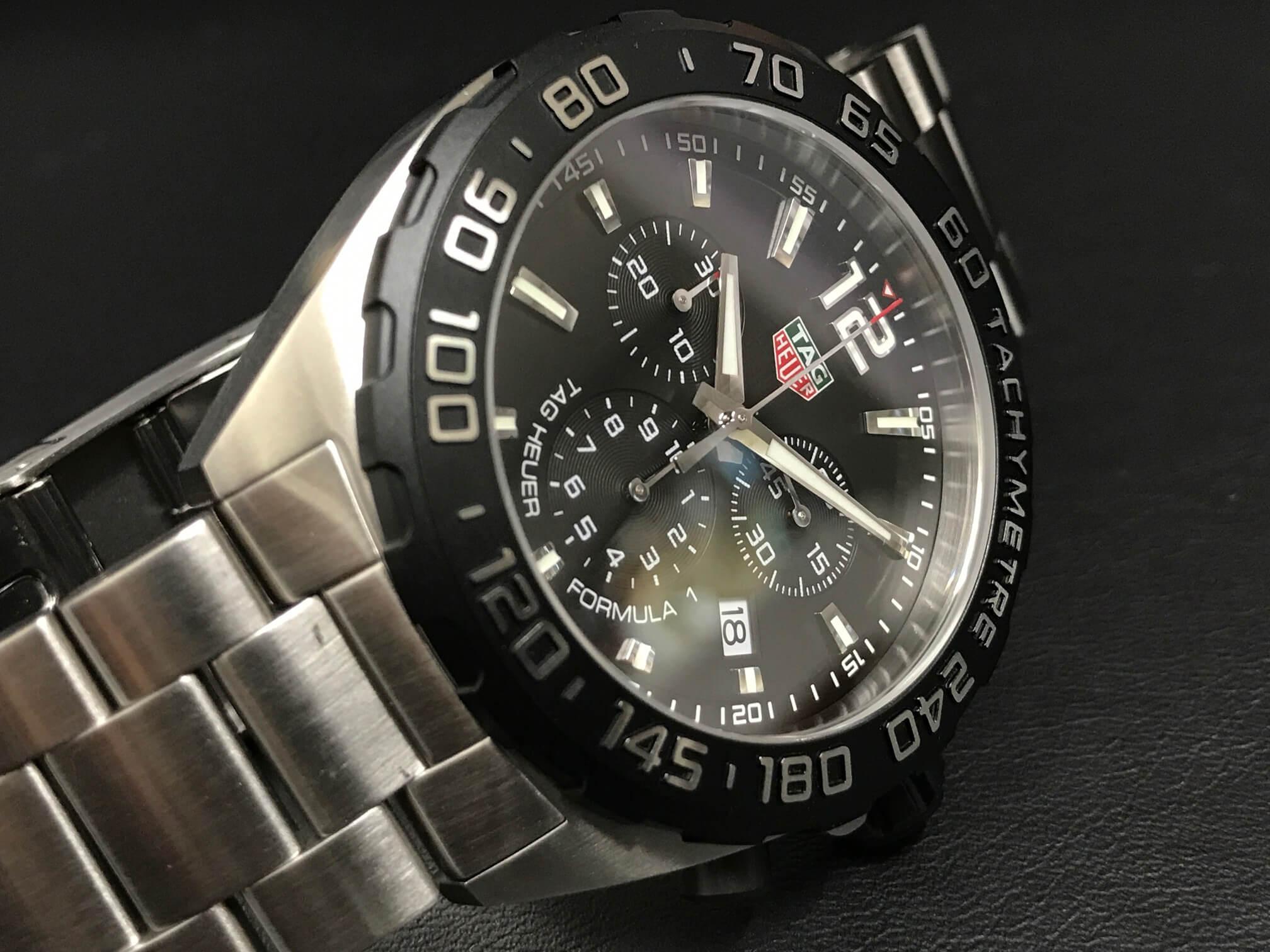 精光堂 -SEIKODO- 輸入時計正規販売・高品質ダイヤモンド専門店フォーミュラ1 クロノグラフ CAZ1010.BA0842