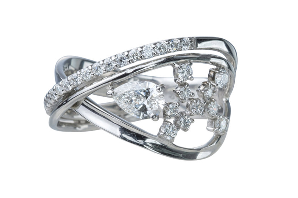 Internally Flawless Diamond Ring