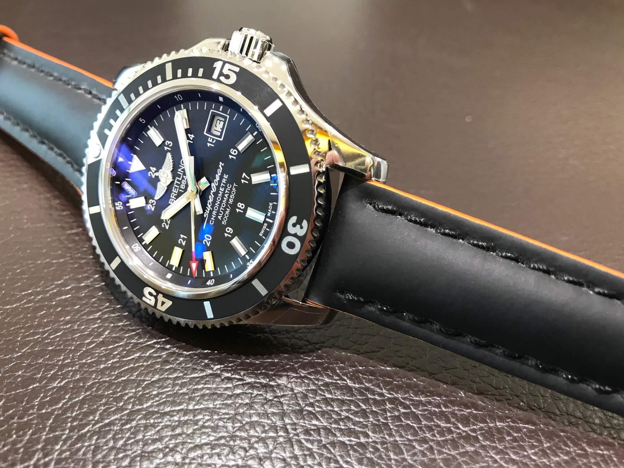 sale retailer 8dead 5812c スーパーオーシャン Ⅱ 42 の魅力 | 精光堂 -SEIKODO- 輸入時計 ...