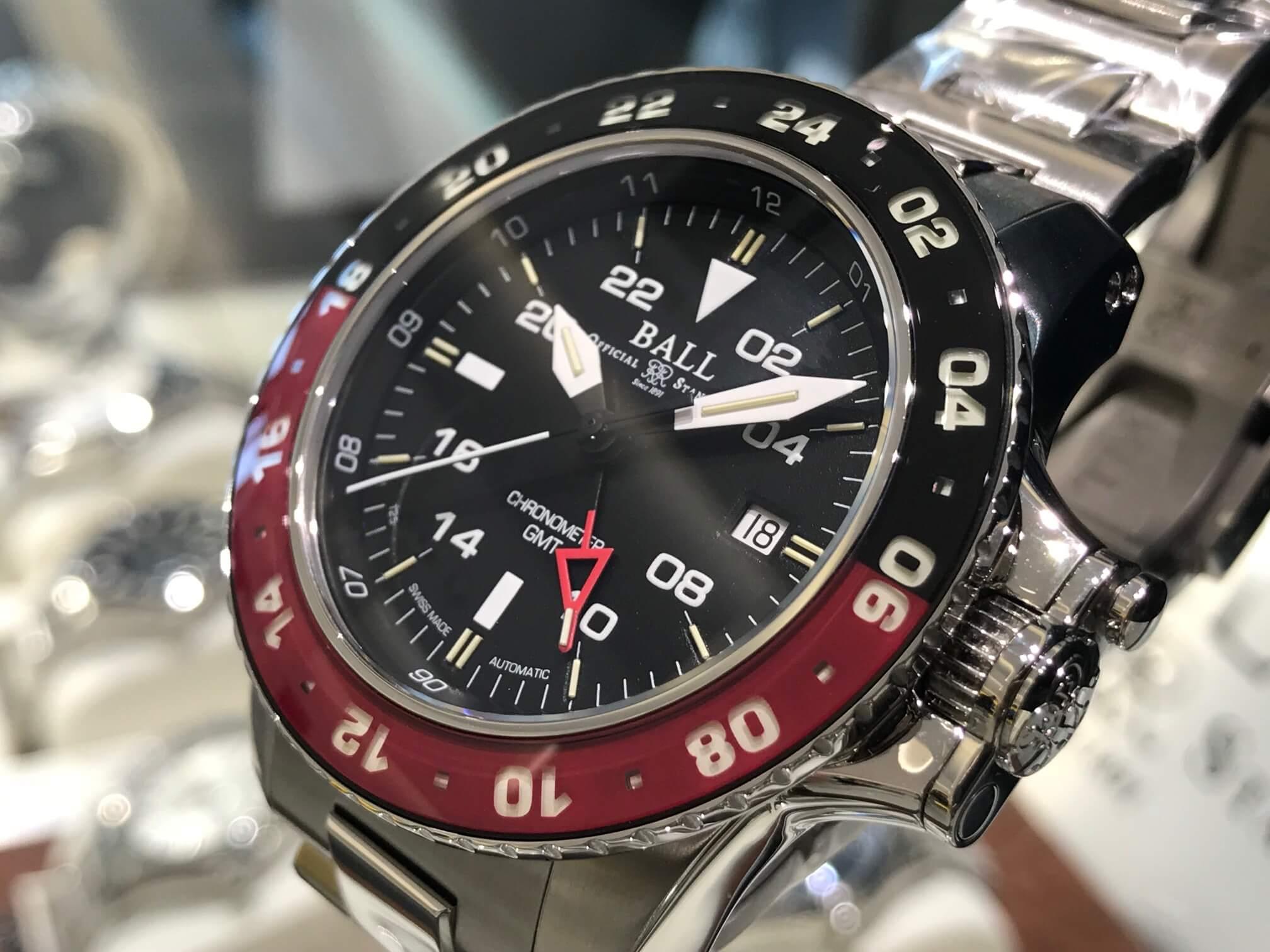 エアロ GMT Ⅱ