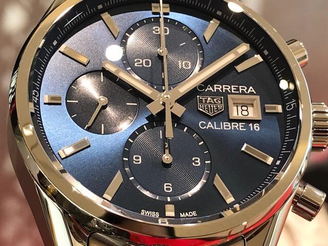 low priced aefe0 7f7c6 カレラ キャリバー16 クロノグラフ CBK2112.BA0715 | 精光堂 ...