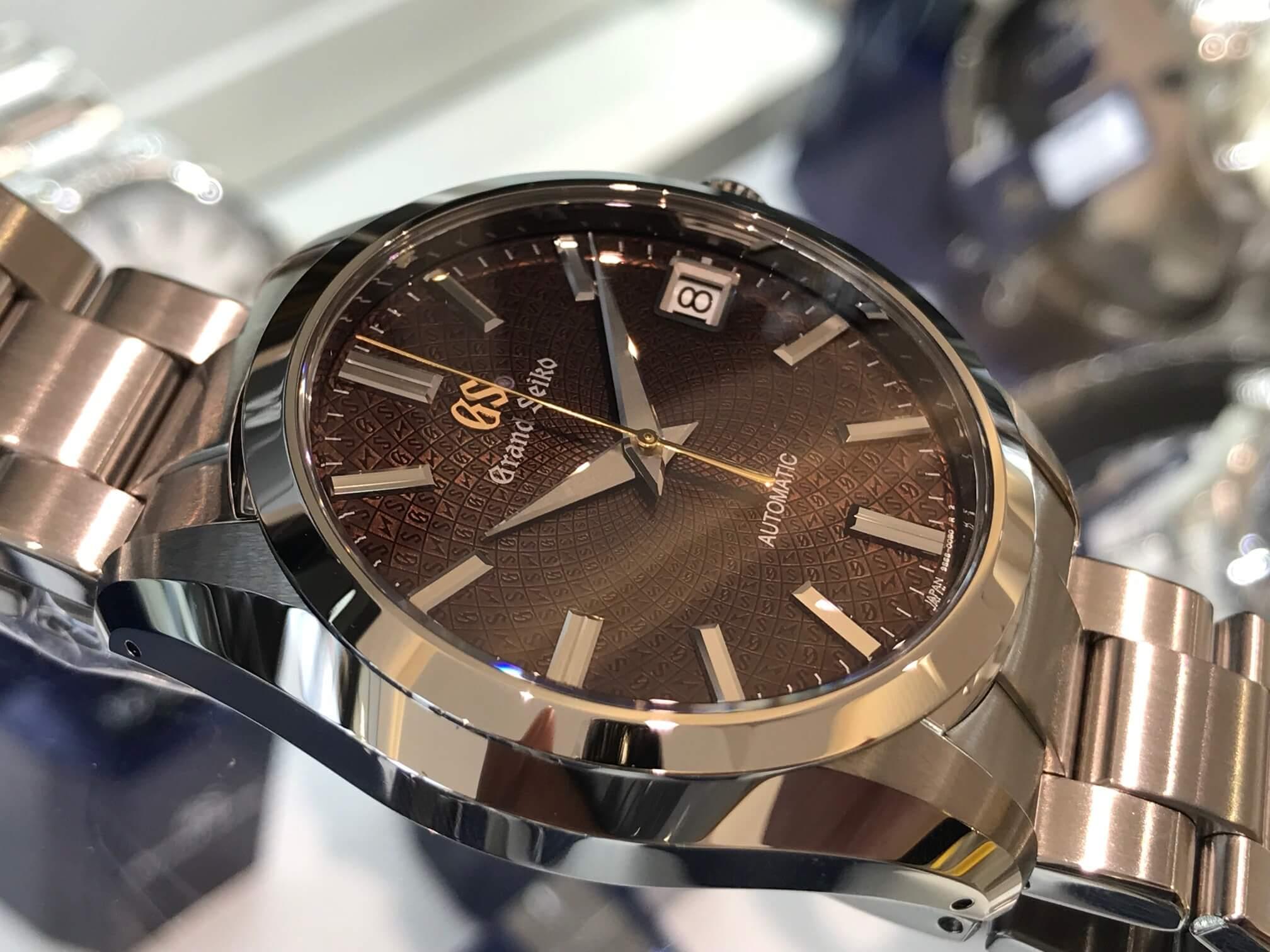 精光堂 -SEIKODO- 輸入時計正規販売・高品質ダイヤモンド専門店次世代へつなぐ時計宝石ライフグランドセイコー限定モデルラスト1本ございます