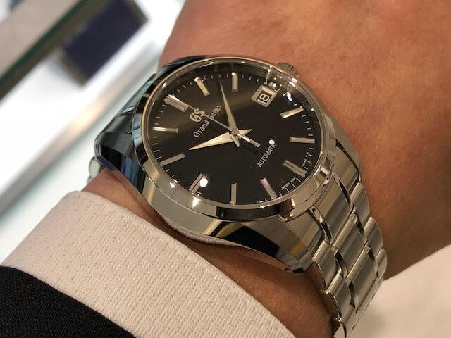 精光堂 -SEIKODO- 輸入時計正規販売・高品質ダイヤモンド専門店Grand SEIKO 9Sメカニカル SBGR317