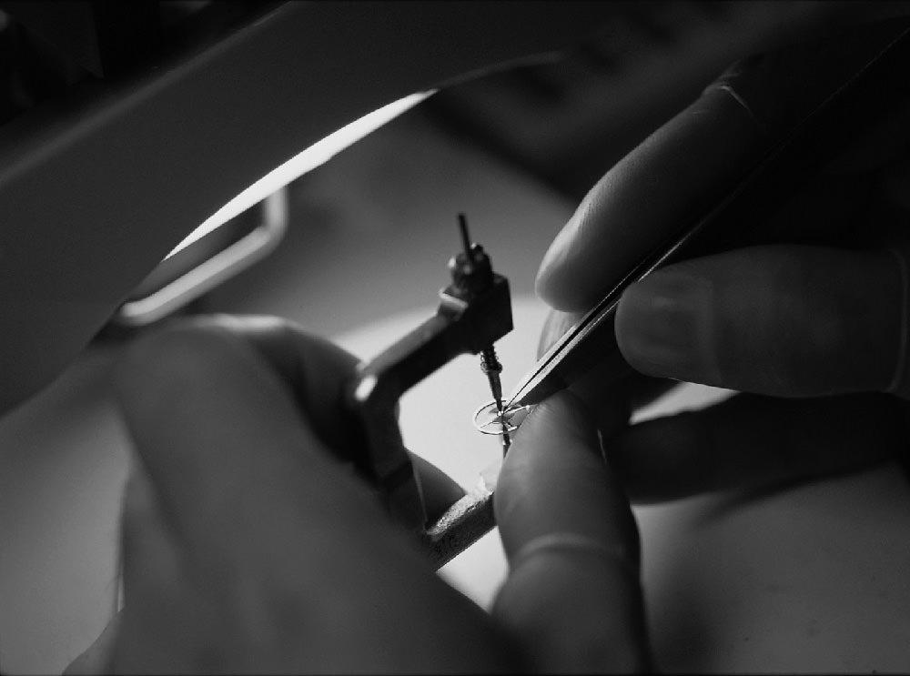 世界有数の時計工房